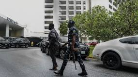 Article image: Gun for hire: Nigeria security fears spark boom in private protection