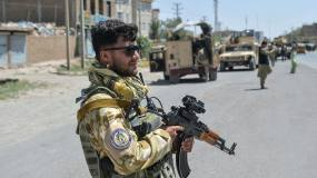 Article image: Afghan soldiers offered higher wages to halt Taliban advance