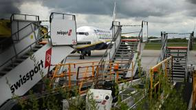Article image: Lenders to baggage handler Swissport offer rescue deal