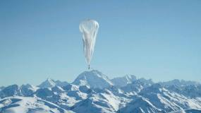Article image: Alphabet punctures Loon internet balloon project