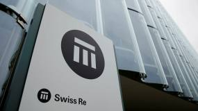 Article image: Swiss Re swings to first annual loss since financial crisis