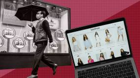 Article image: Online sprees help Britain's shops defy the doomsayers