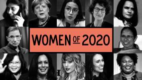 Article image: Who have been the most influential women of 2020? FT readers respond