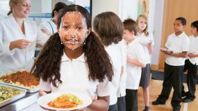 Article image: Facial recognition cameras arrive in UK school canteens