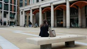 Article image: Women in finance say 'mediocre' male managers block progress