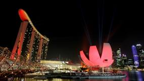 Article image: Singapore lures crypto exchanges in bid to be Asia's hub