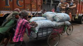 Article image: India struggles to tame inflation despite economic contraction