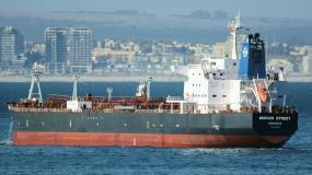 Article image: Two killed in suspected drone attack on tanker near Oman