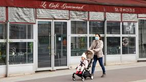 Article image: Axa says half of French restaurateurs ready to accept Covid settlement