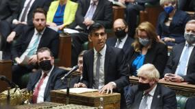 Article image: Rishi Sunak unveils UK Budget focused on 'new age of optimism'