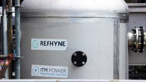 Article image: ITM Power launches £250m share sale to fund hydrogen gigafactory