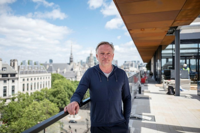 Nick Jones of private members club Soho Houseis optimistic about London's future. 'The immense amount of retail space available [in central London] means prices will come down and a whole new wave of creativity will go into those spaces,' he says