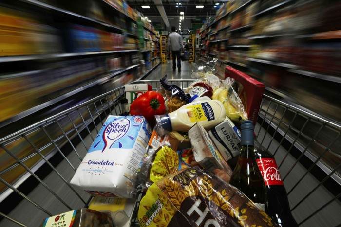 The UK has some of the lowest food prices in western Europe