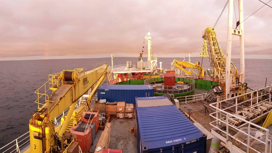 UK and Norway complete world's longest subsea electricity cable