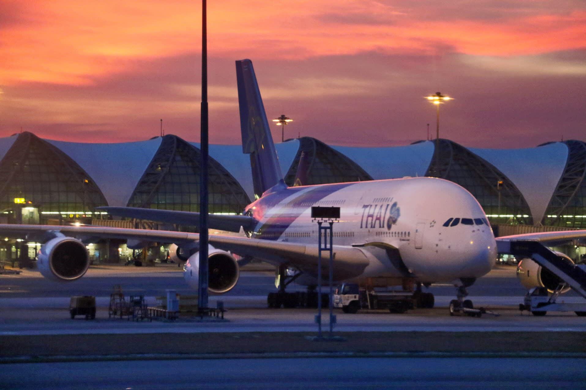 Thai Airways, Airbus to build maintenance yard in Thailand ...