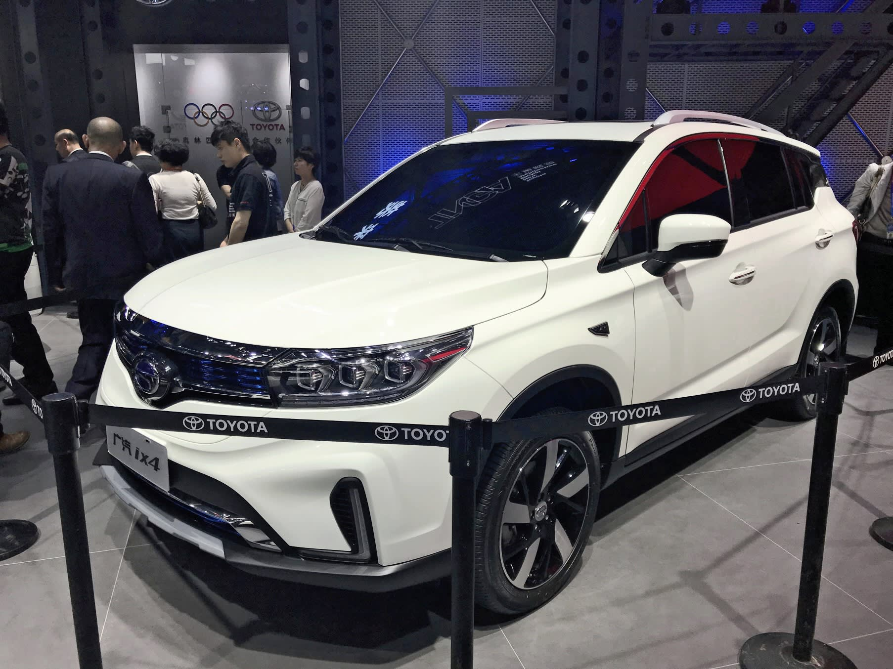 Toyota pushes forward launch of electric vehicle in China ...