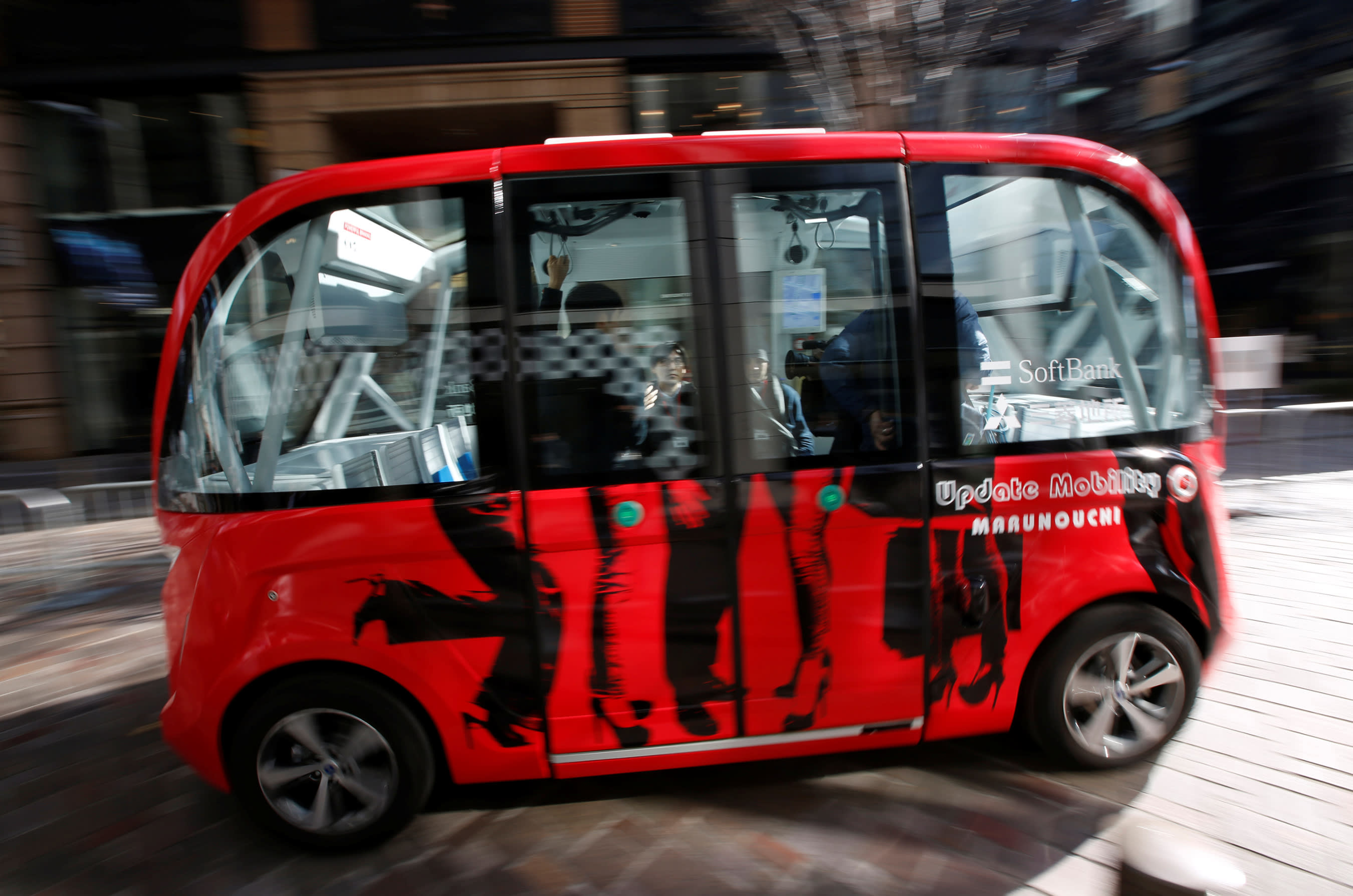 Self-driving vehicles to surpass 30% of new cars in Japan ...