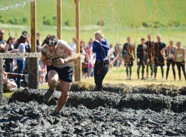 The Brutal Tough Mudder Challenge How To Spend It