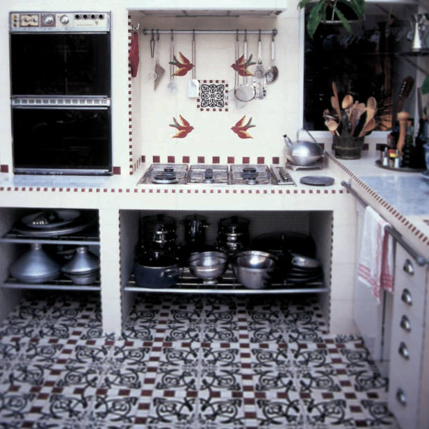 A Dazzling Array Of Tiles From Provence How To Spend It