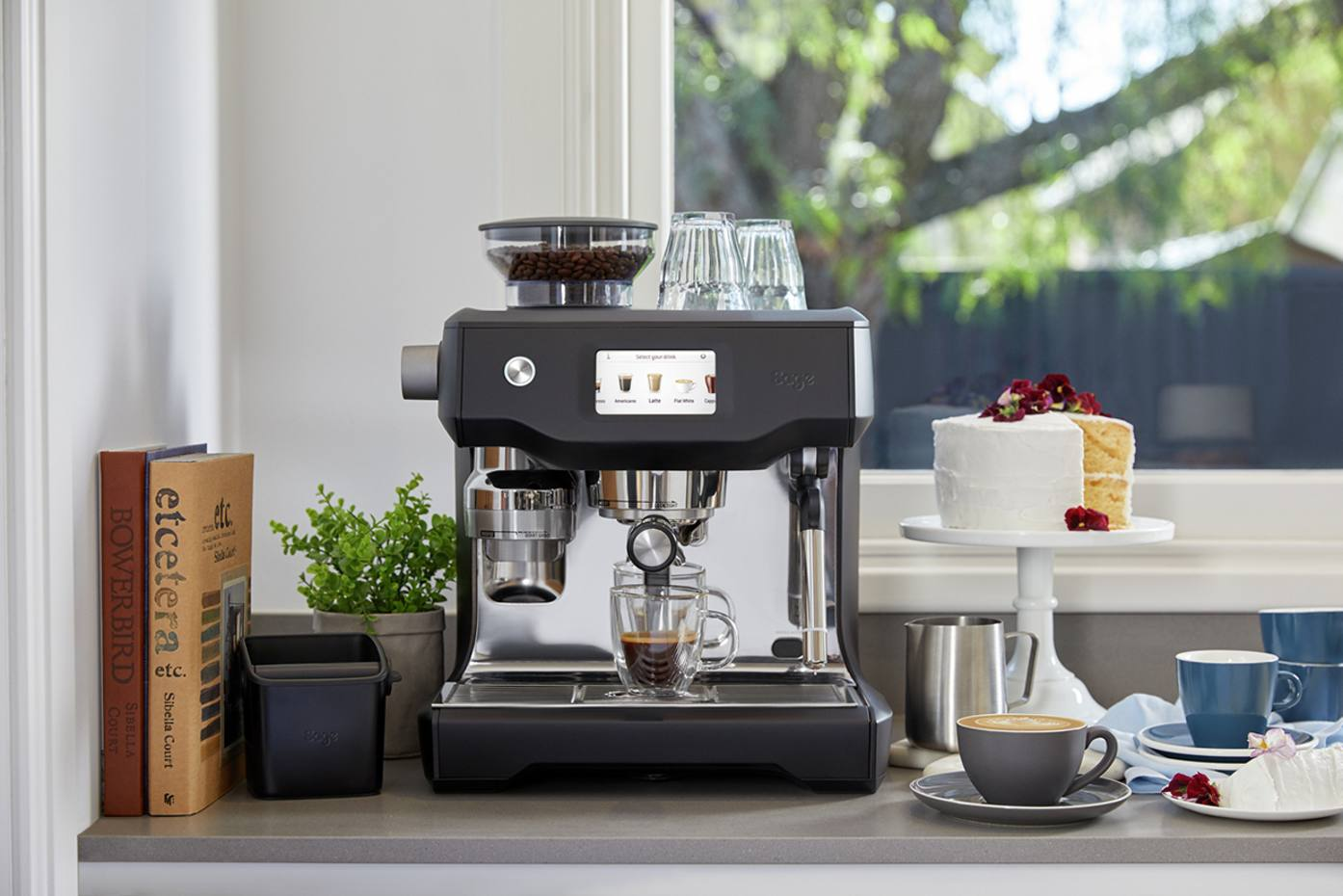 A coffee machine for the home barista | How To Spend It