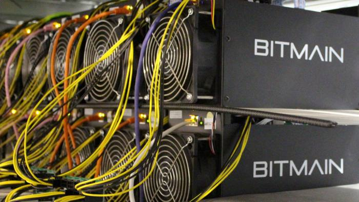 80 of processing power in now dedicated to mining cryptocurrency