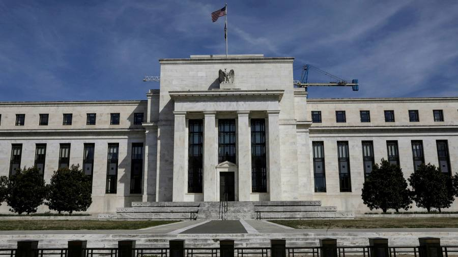 Bonds rally and financial institution shares fall on indicators US inflation levelling off