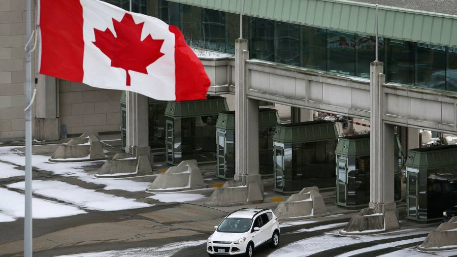 Latest coronavirus: Canada is looking at travel restrictions as the US border ban is extended