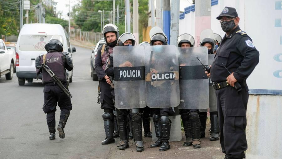 Daniel Ortega tightens his grip as Nicaragua prepares for election