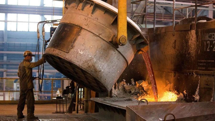 London Metal Exchange plans 'low-carbon' aluminium trading