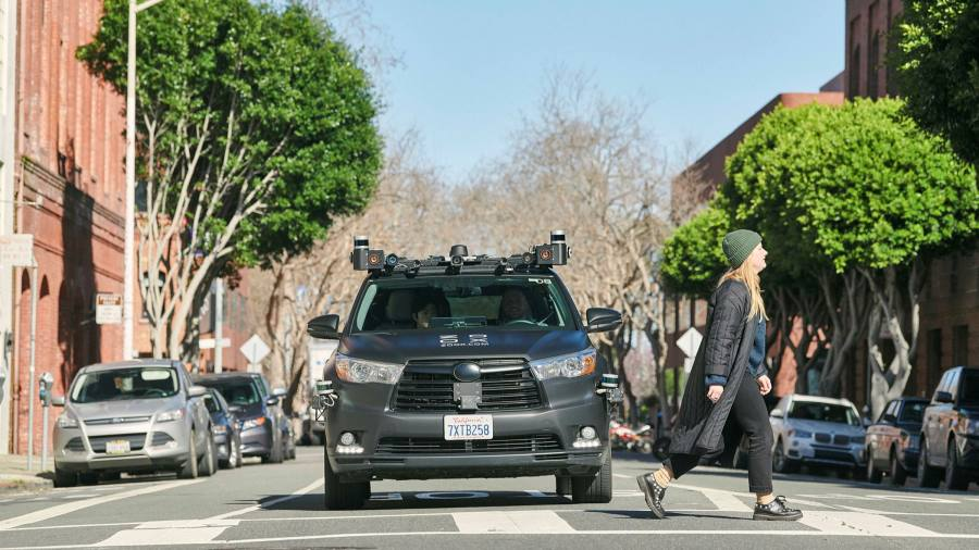 Amazon in advanced talks to buy Zoox driverless car start-up