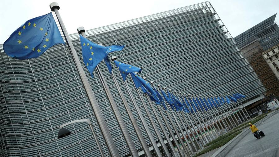 EU seeks to curb state-backed foreign rivals