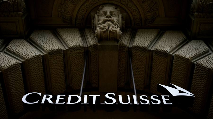 Credit Suisse and Nomurak warn of losses after $ 20 billion in fire sales