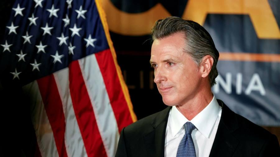 California governor fends off Republican-led recall vote