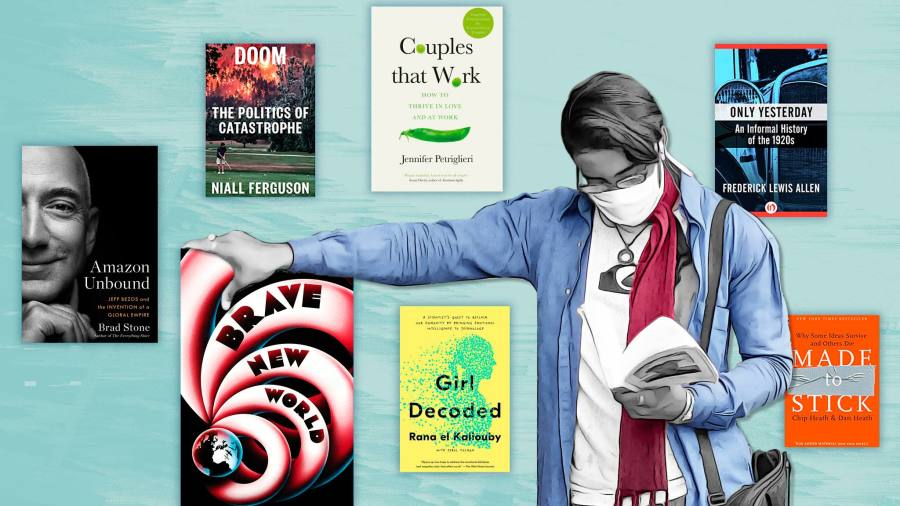 Reading list to prepare for the post-pandemic age