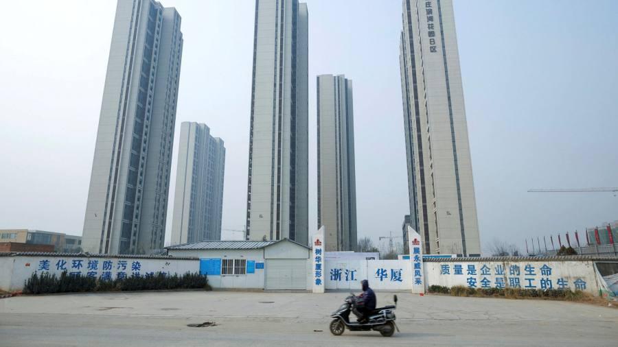 China's housing accident is increasingly exacerbating regional economic disruption