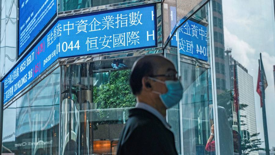 Bourse chief says Hong Kong to benefit from 'less friendly' Washington