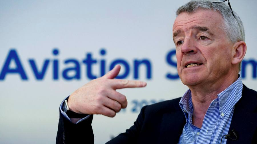 O'Leary ready to pounce as Ryanair's rivals crumble