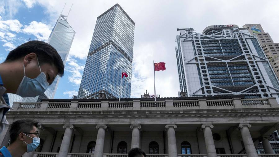 Hong Kong pro-Beijing lawmakers are involved in the judicial appointment