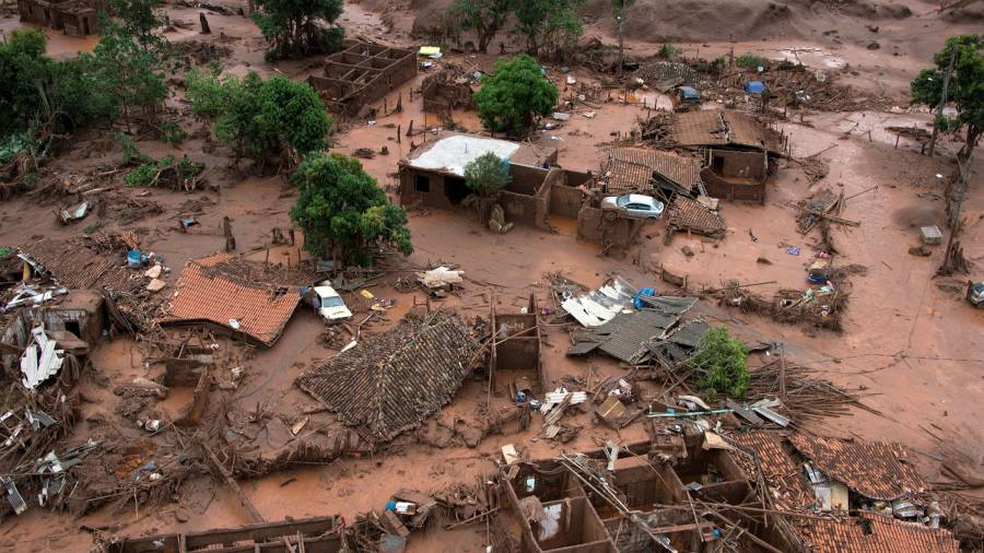 Samarco hits back at creditors in battle over Brazil mining disaster