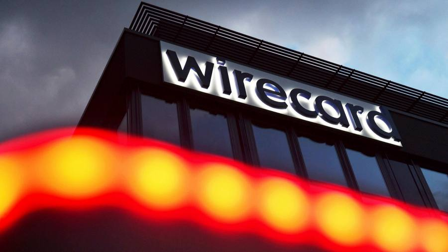 Wirecard employees removed millions in cash using shopping bags