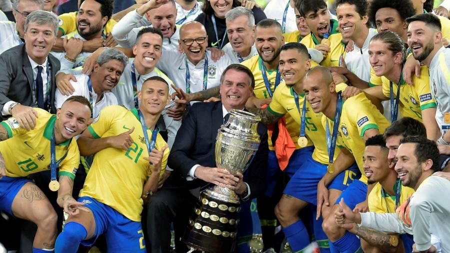 Covid-stricken Brazil to host Copa America football tournament