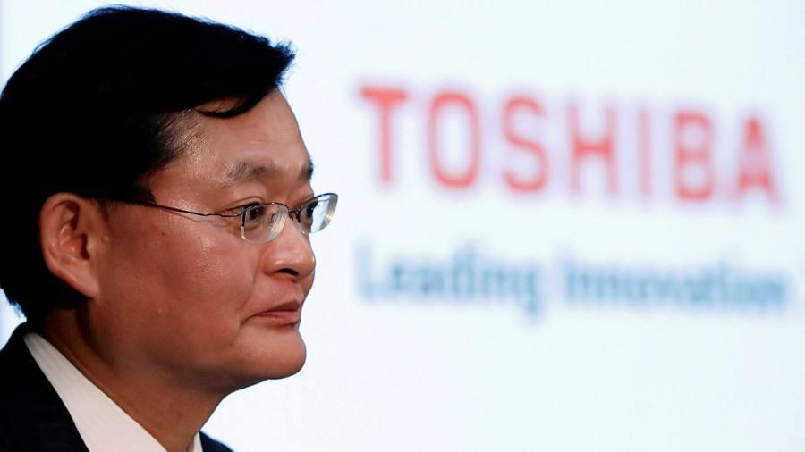 CVC is considering a $ 20 billion bid for Toshiba