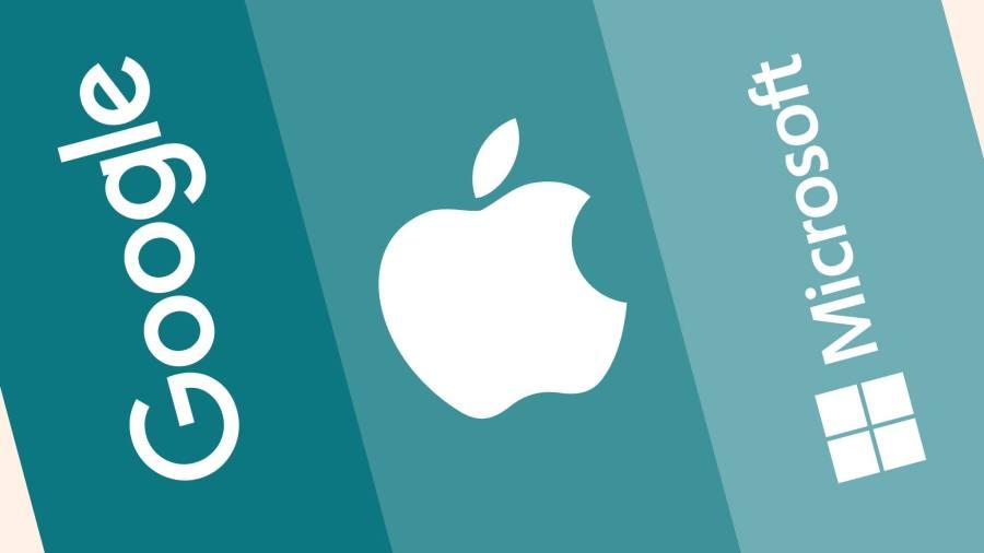 Tech blowout: Apple revenue almost doubles as iPhone gross sales surge