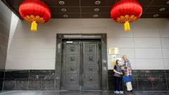 Chinese listings surge on Wall Street despite tensions