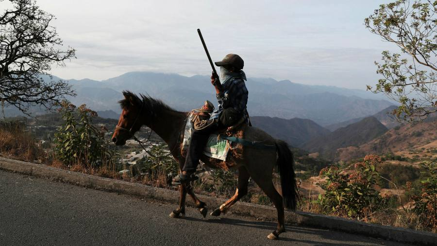 The Dope by Benjamin T Smith — Mexico's descent into disorganised crime