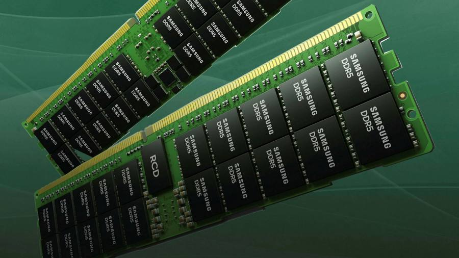 Samsung waits for US and Chinese challenges in global chip wars