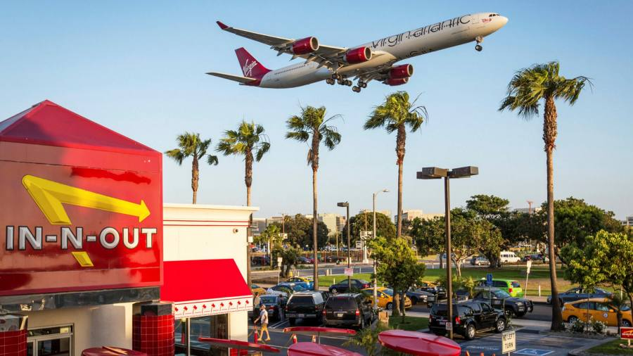 Virgin Group commits £200m of immediate funding for Virgin Atlantic