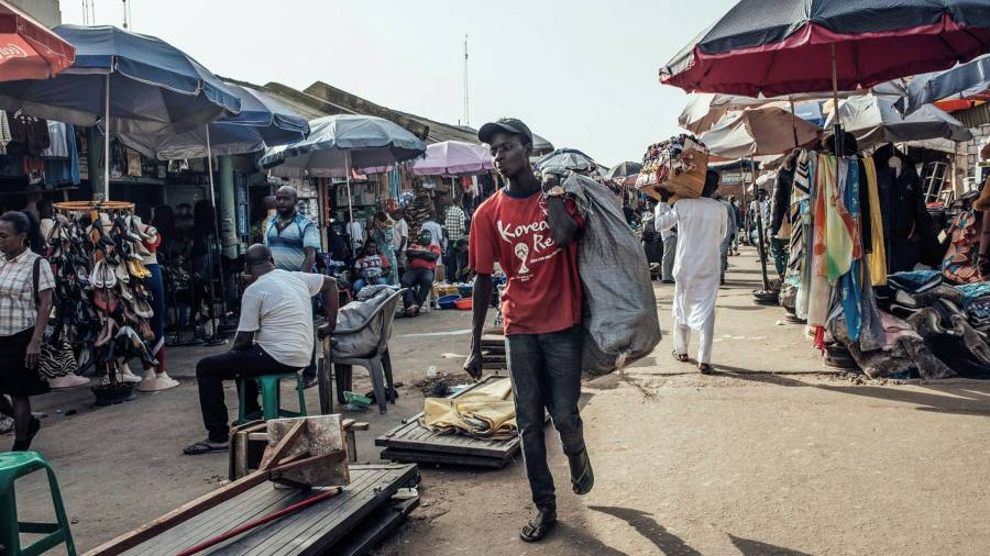 Nigerian graduates are living word of mouth as the job crisis worsens