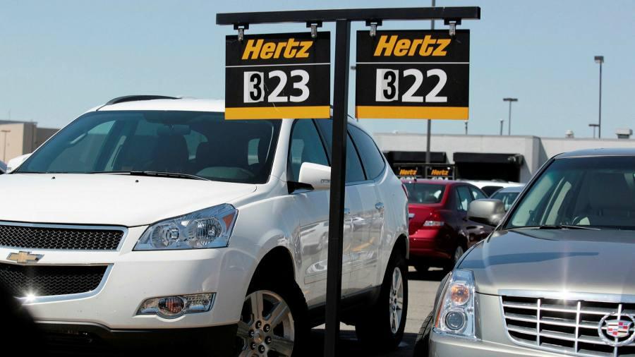 Hertz shareholders win the bankruptcy auction