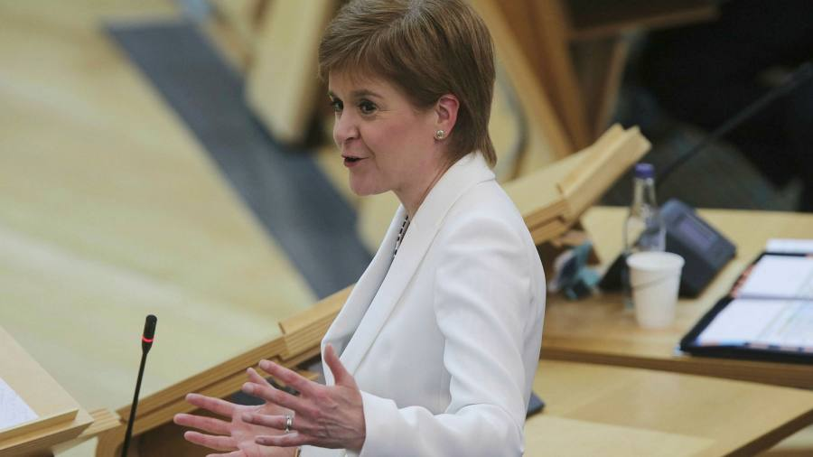Covid crisis offers chance to fix SNP relations with business